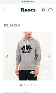 Roots hoodie/pullover/sweater