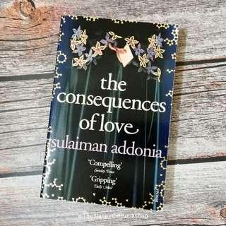 USED BOOK The Consequences of Love