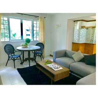 Point Blk, Well maintained 5rm flat near Bishan MRT & Junction 8 Mall for Sale!