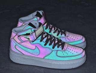 SALE Nike Air Force 1 MID 07 DEMON
