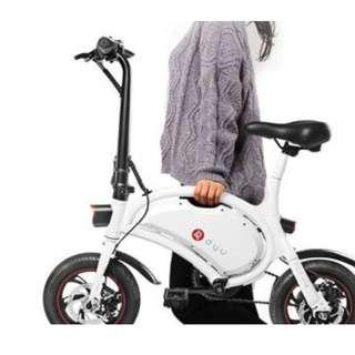 $589! DYU Deluxe 40km Electric Scooter