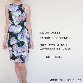 Olivia Aisa Madison and Leah casual dress