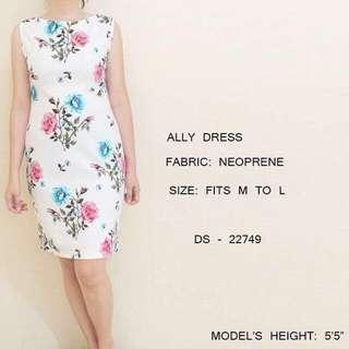 Ally casual dress