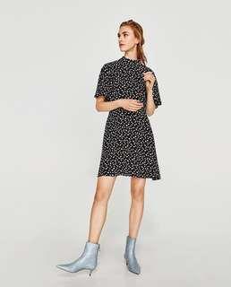 Authentic Zara Polkadot Dress