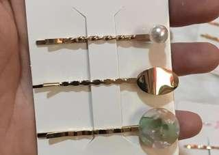 3 in 1 HAIR CLIPS