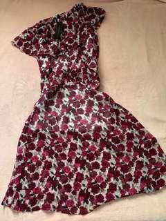 Chloe Edit Floral Dress
