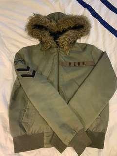 Stussy 雙面 jacket