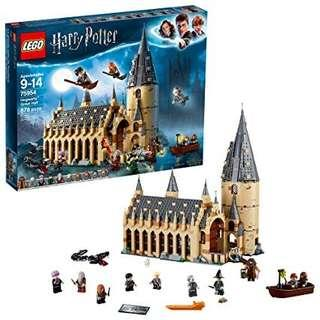 Lego 75954 Hogwarts™ Great Hall 可門市或地鐵交收,亦可順豐到付