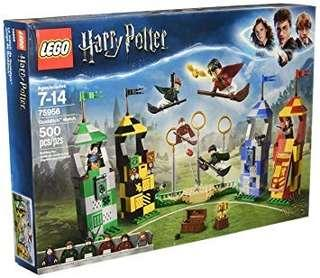 LEGO 75956 Harry Potter Quidditch Match 可門市或地鐵交收或順豐