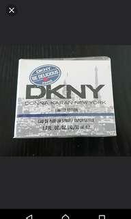 original DKNY perfume 50ml limited edition