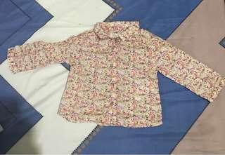 Zara Long sleeves (6-9 months)