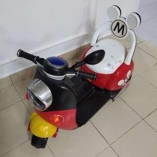 Mickey Scooter 2015 Preloved