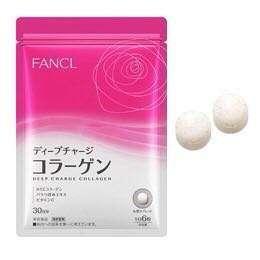 Fancl膠原蛋白錠