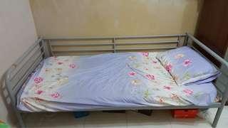 🚚 Single Bed Frame