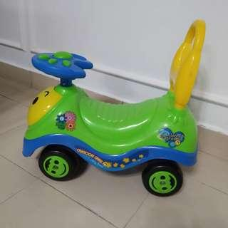 Baby Motorcycle 2014 Preloved