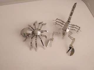 Bugs Series 3D Metal Puzzle Each