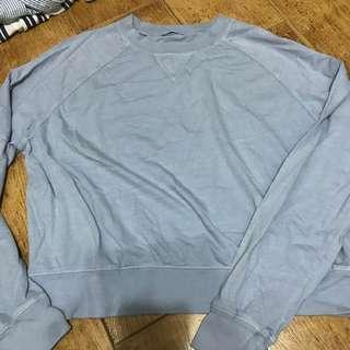 🚚 SALE: BN Brandy Melville light blue Long sleeve top