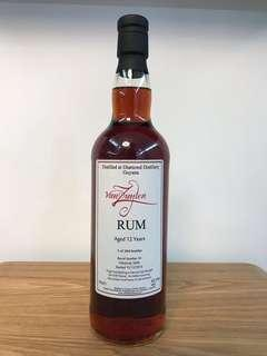 Diamond Rums 12 years