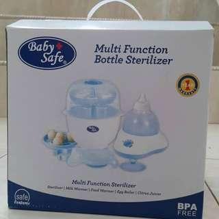 Baby Safe Multi Funtion Bottle Sterilizer
