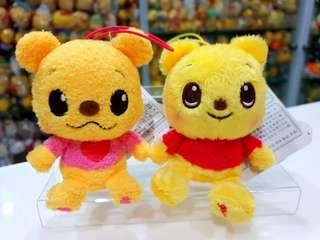 🚚 BN TWO Japan Disney Winnie the Pooh Plush with Strap