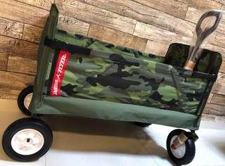 RadioFlyer 3in1 Foldable Wagon (Camo) Free Delivery