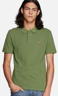 LEVI'S® Housemark Polo - Lime Green - Original from US