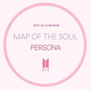[PREORDER] BTS 방탄소년단 <MAP OF THE SOUL : PERSONA> + FREE preorder benefit!