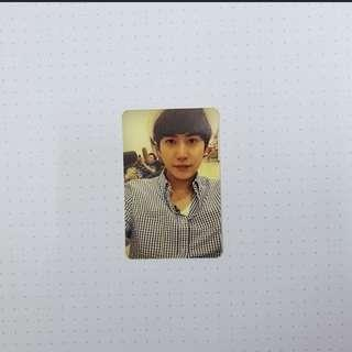 🚚 Super Junior Kyuhyun At Gwanghwamun Photocard