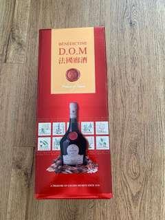 🚚 brand new in box Benedictine DOM 1 litre