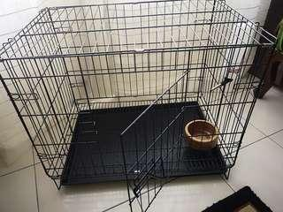 Pet Cage _ Sangkar For Rabbit Cat Kitten