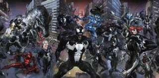 🚚 Venomverse 1-5 connecting cover by Clayton Crain