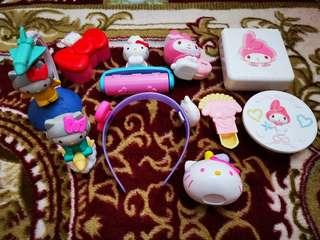 Happy Meal Hello Kitty Collectibles