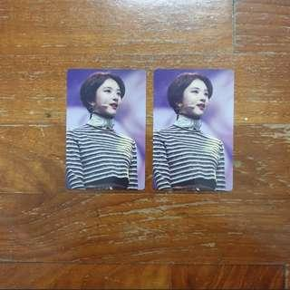 🚚 TWICE Chaeyoung Super Event DVD Photocard