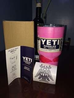 Yeti Rambler 30 oz. Tumbler (Pink Unicorn)