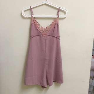 Pink jumpsuit #MMAR18