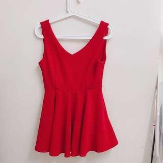 Red Dress #MMAR18