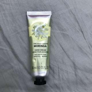 Body Shop Hand Cream #MMAR18