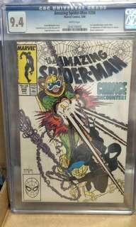 Marvel Comics vintage collectibles classics rare Key issue Hard to find comics graded Cgc 9.4