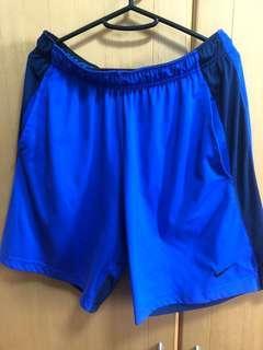 Nike shorts 運動短褲 size L 95%new