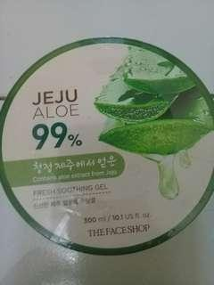 The Face Shop 99% Fresh Soothing Gel 300ml