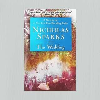 The Wedding (The Notebook #2) by Nicholas Sparks