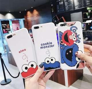 Cookie Monster Iphone 7 Casing