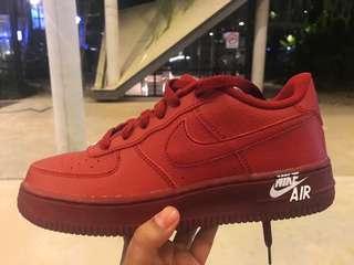 Nike Air Force One LTHR (GS)