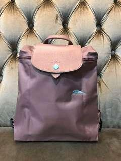 THE CLUB BACKPACK PINK LONGCHAMP