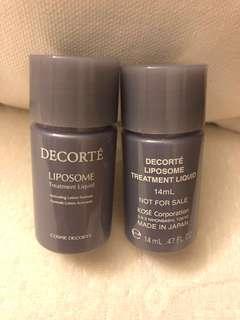 DECORTE Lipsome treatment liquid 14ml