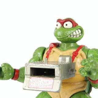 🚚 【GGM】早期懷舊系列 忍者龜PIZZA飛盤老舊玩具