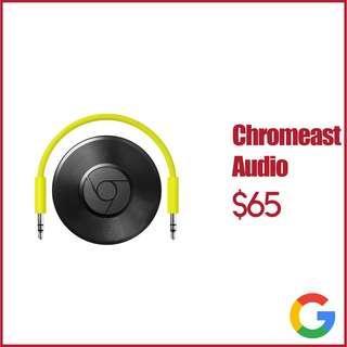 🚚 Chromecast Audio