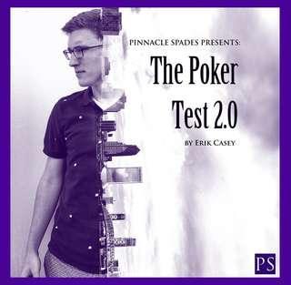 🚚 Poker Test 2.0 By Erik Casey