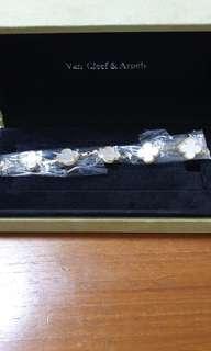 🚚 Van Cleef and Arpels 5 Clover Bracelet