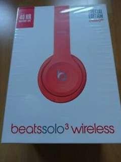 🚚 Beats Solo3 Wireless  全新